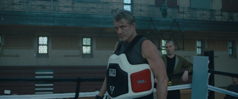 Title Boxing Equipment Worn by Dolph Lundgren in Creed 2 (2018) Movie Product Placement