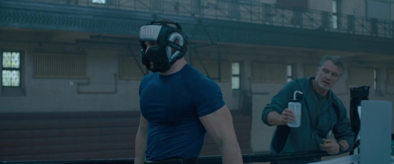 Title Boxing Headgear Worn by Florian Munteanu in Creed 2 (2018) Movie Product Placement