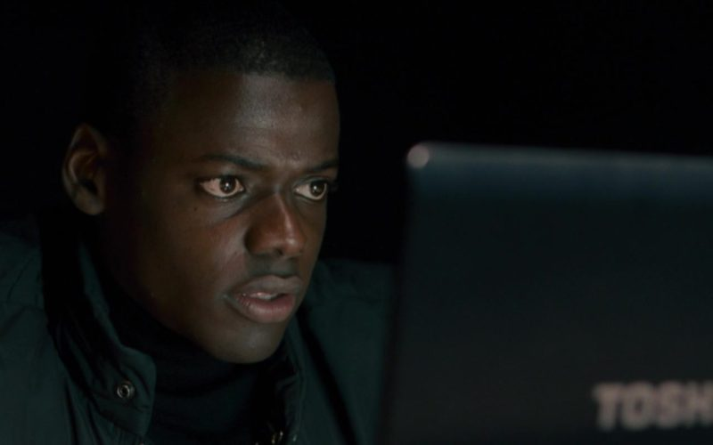 Toshiba Laptop Used by Daniel Kaluuya in Johnny English Reborn