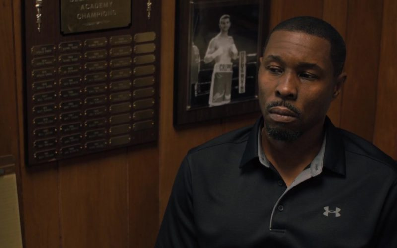 Under Armour Shirt Worn by Wood Harris in Creed 2