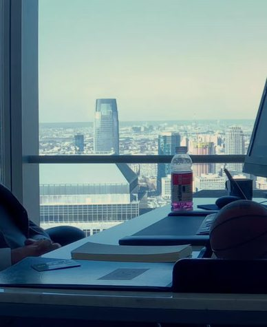 VitaminWater in High Flying Bird (2019) - Movie Product Placement