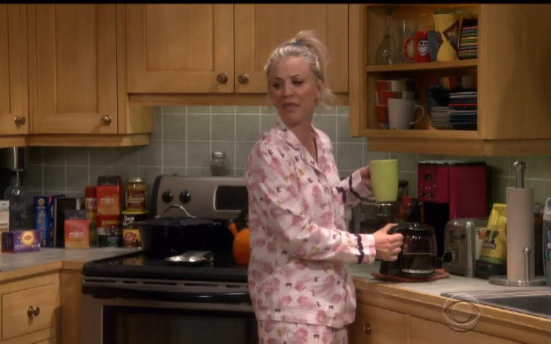 Westrock Coffee (Starring Kaley Cuoco) in The Big Bang Theory