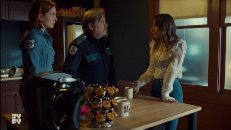 Westrock Coffee in Wynonna Earp TV Show Product Placement
