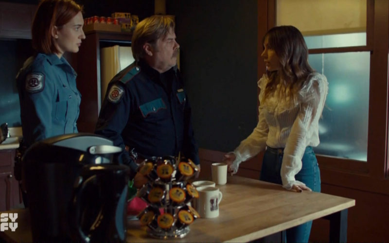 Westrock Coffee in Wynonna Earp (1)