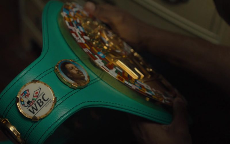 World Boxing Council (WBC) in Creed 2 (1)