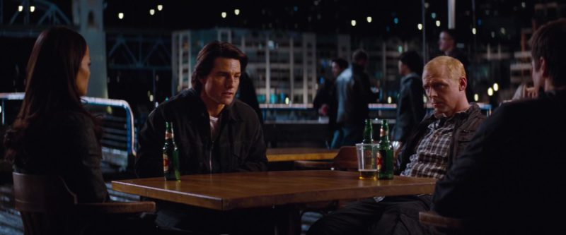 XX Beer Bottles in Mission: Impossible – Ghost Protocol (2011) - Movie Product Placement