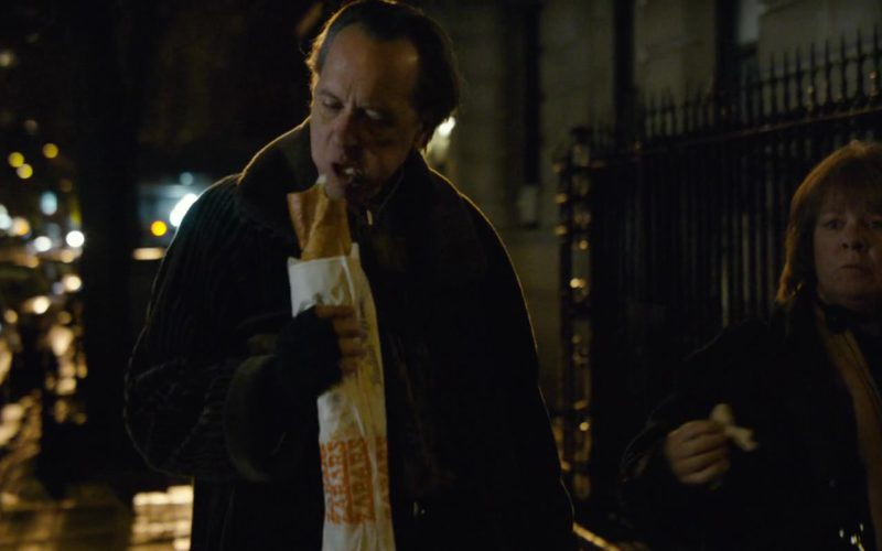 Zabar's Bread (Baguettes) Held by Richard E. Grant & Melissa McCarthy in Can You Ever Forgive Me (3)