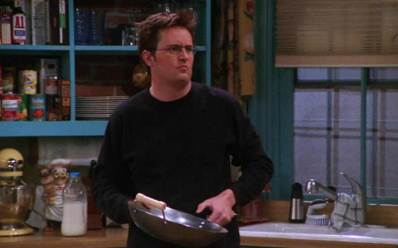 A.1. Sauce in Friends Season 7 Episode 12