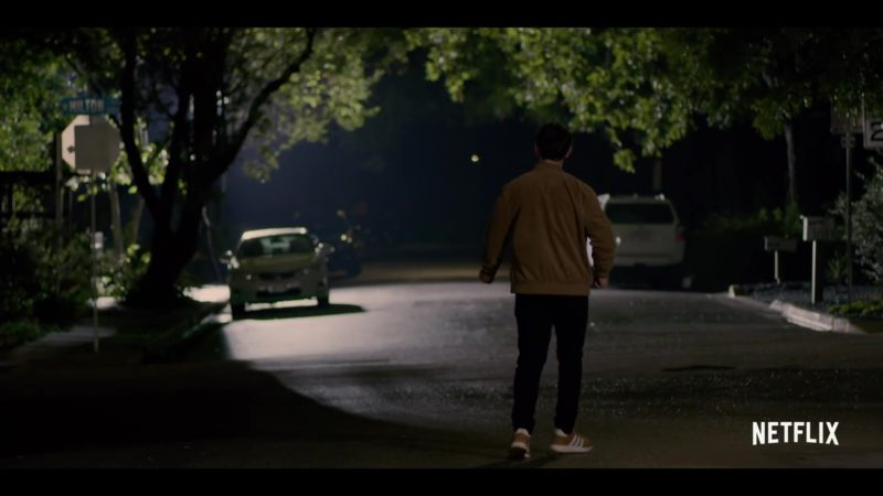Adidas Suede Brown Sneakers Worn by Ryan O'Connell in Special Season 1 (2019) TV Show Product Placement
