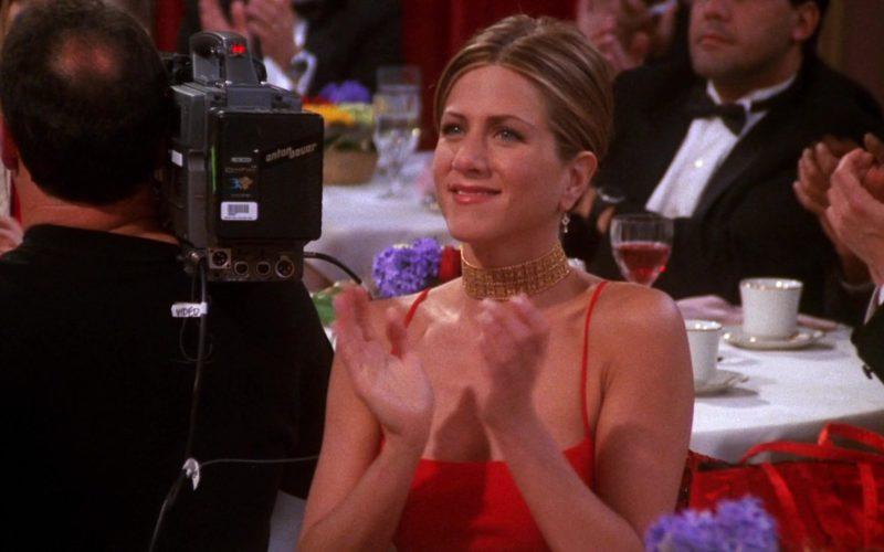 Anton Bauer Camera Battery in Friends Season 7 Episode 18