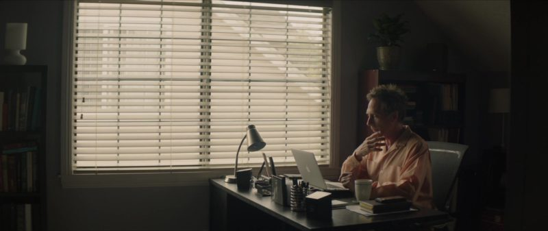 Apple MacBook Air Laptop Used by William Fichtner in The Neighbor (2018) - Movie Product Placement
