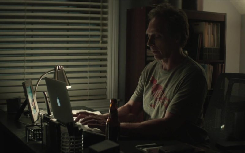Apple MacBook Air Laptop Used by William Fichtner in The Neighbor (4)