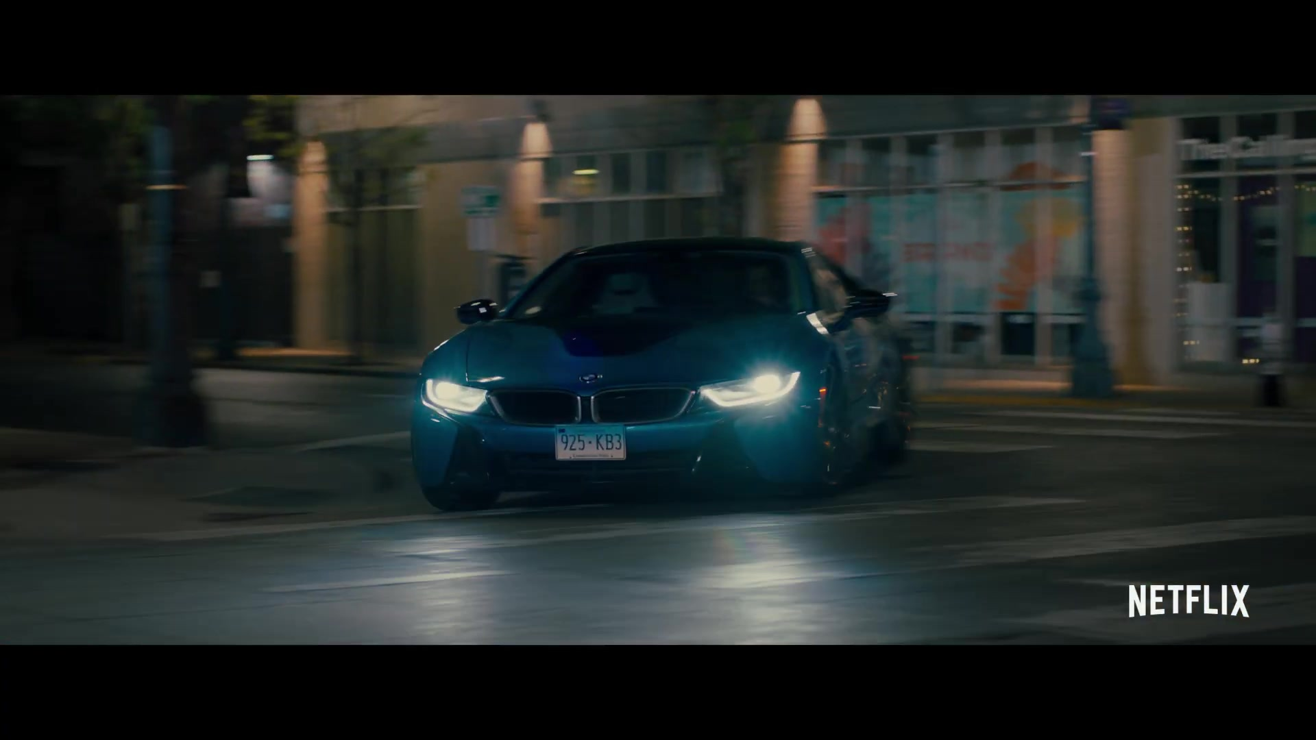 Exotic Car Brands >> BMW i8 Car in The Perfect Date (2019) Movie