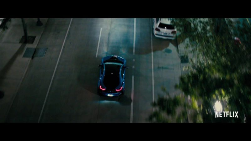BMW i8 Car in The Perfect Date (2019) - Movie Product Placement