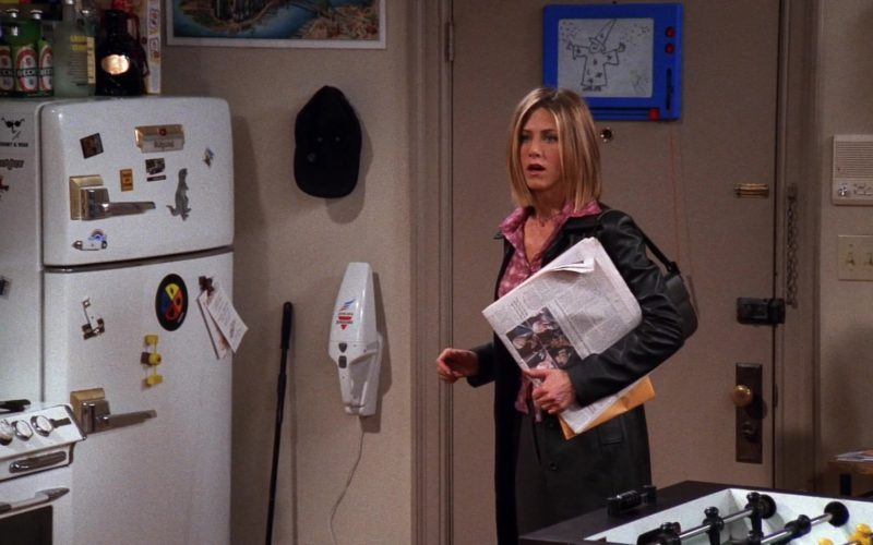 Beck's Beer in Friends Season 7 Episode 15