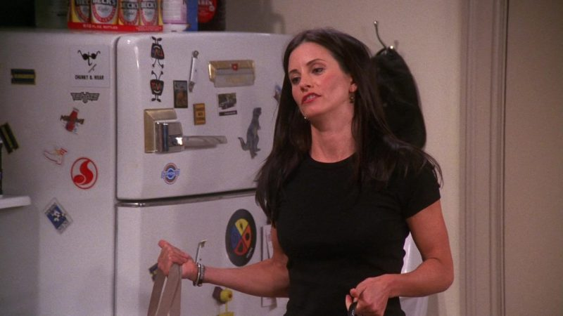 "Beck's Beer in Friends Season 7 Episode 19 ""The One With Ross and Monica's Cousin"" (2001) - TV Show Product Placement"