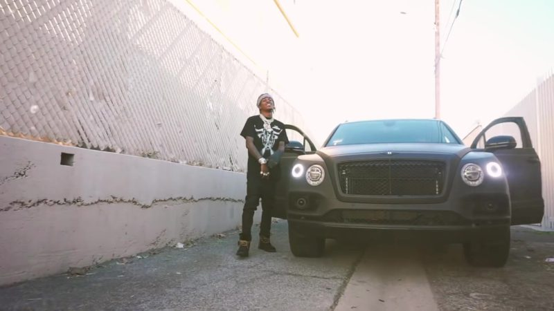 """Bentley Bentayga in """"4 Phones"""" by Rich The Kid (2019) - Official Music Video Product Placement"""