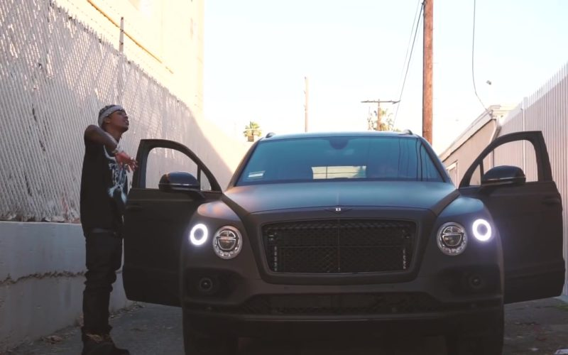Bentley Bentayga in 4 Phones by Rich The Kid (8)