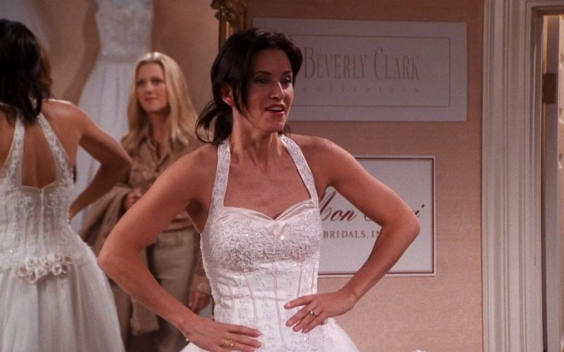 Beverly Clark Collections in Friends Season 7 Episode 17