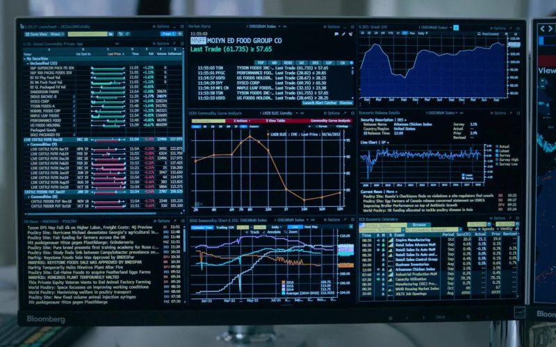 Bloomberg Terminal in Billions Season 4 Episode 3 (1)