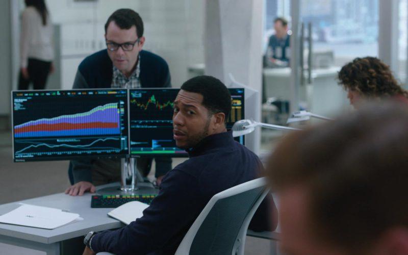 Bloomberg Terminals in Billions Season 4 Episode 1 (1)