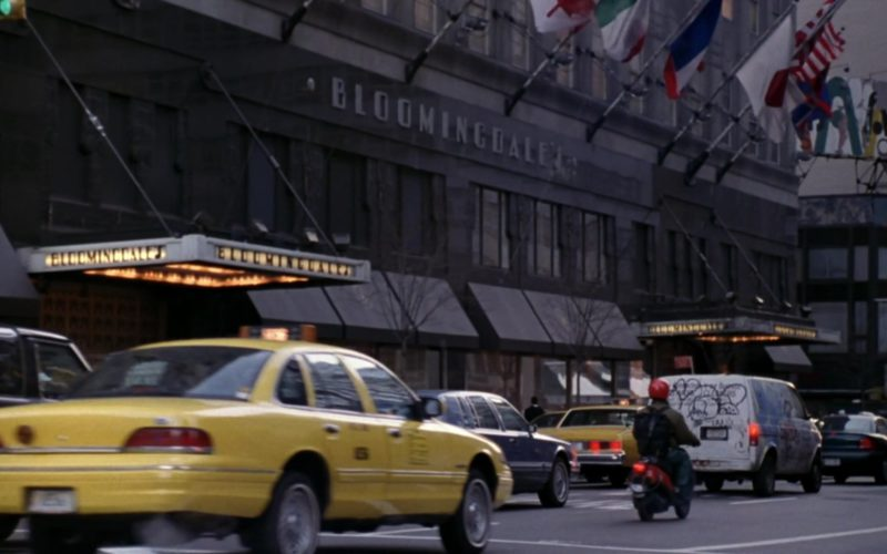 Bloomingdale's Store in Friends Season 4 Episode 14