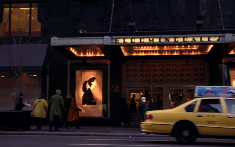 Bloomingdale's Store in Friends Season 4 Episode 15