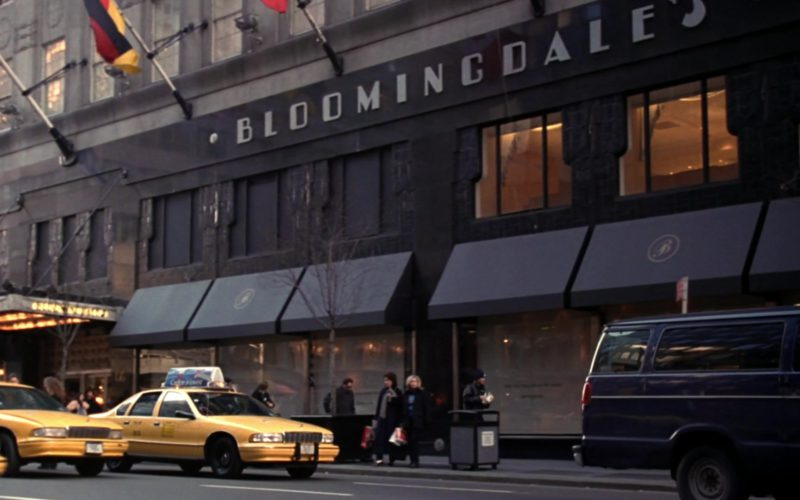 Bloomingdale's Store in Friends Season 5 Episode 13