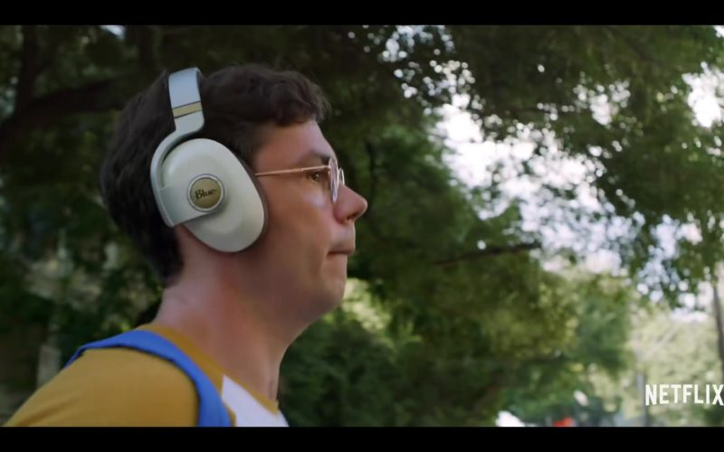 Blue Headphones Used by Ryan O'Connell in Special Season 1 (2)