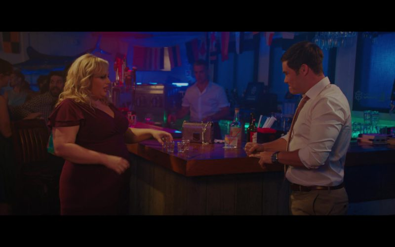 Budweiser Beer Drunk by Adam DeVine in Isn't It Romantic (1)