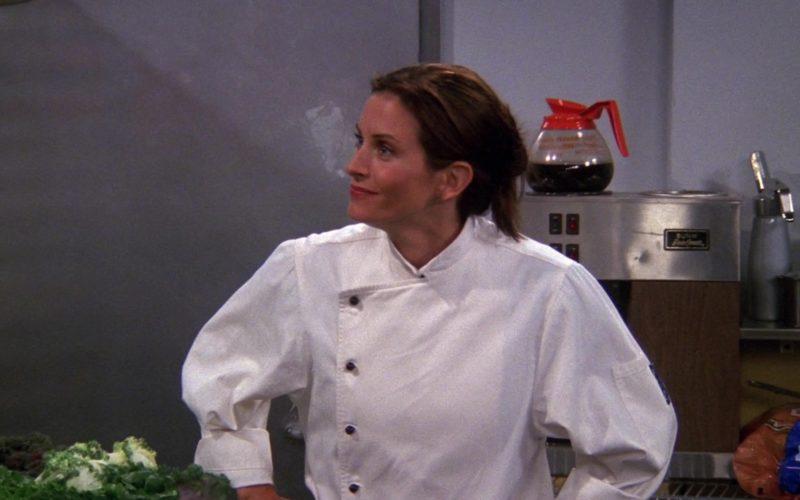 Bunn Coffee Machine in Friends Season 6 Episode 25