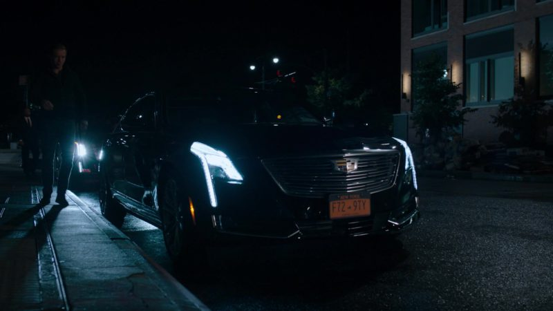 Cadillac Car in Billions Season 4 Episode 3, Chickentown (2019) - TV Show Product Placement