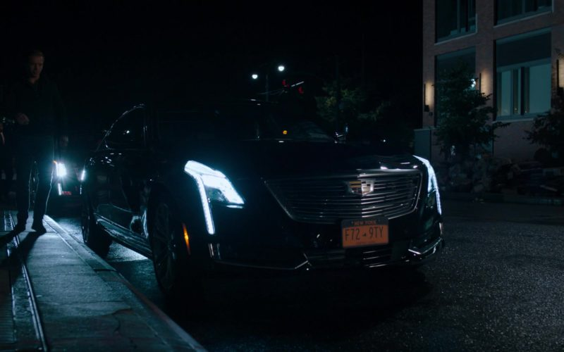 Cadillac Car in Billions Season 4 Episode 3