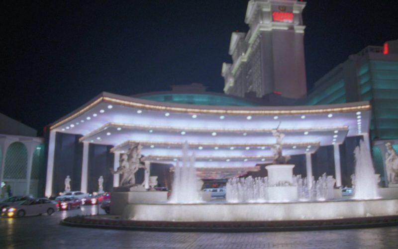 Caesars Palace Las Vegas Hotel & Casino in Friends Season 5 Episode 23 (2)