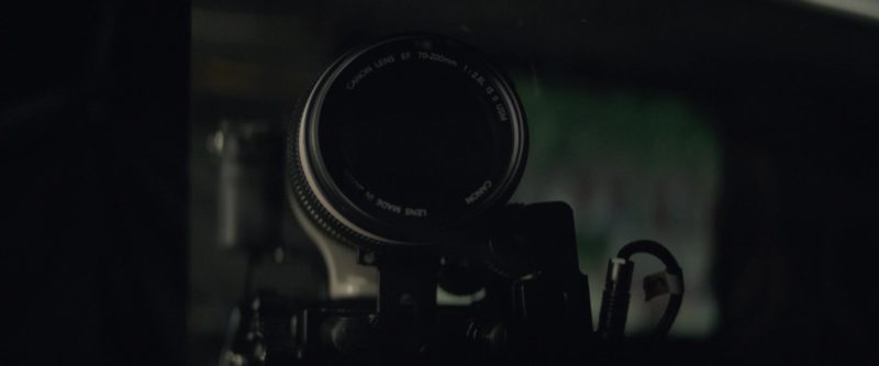 Canon Camera in The Mule (2018) - Movie Product Placement