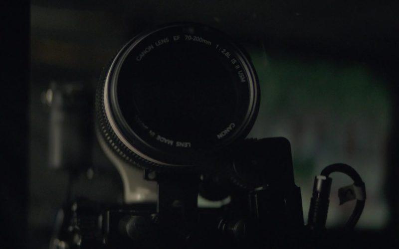 Canon Camera in The Mule