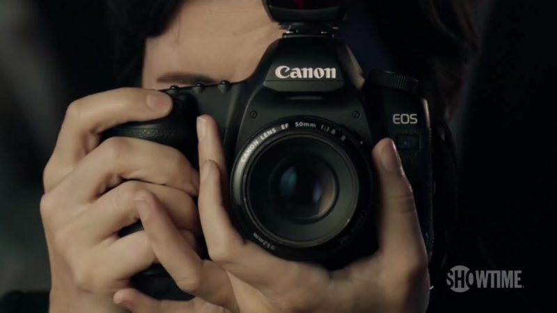Canon EOS Camera in Billions (Season 4, Showtime, 2019) - TV Show Product Placement