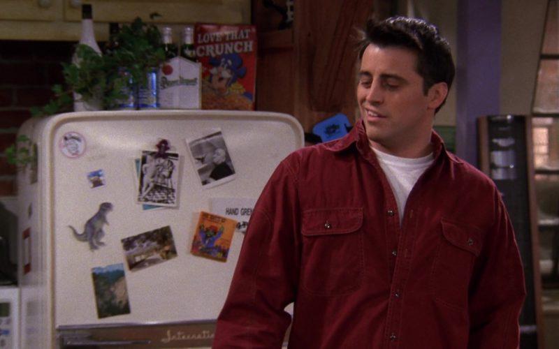 Cap'n Crunch Cereal (Love That Crunch) Box in Friends Season 4 Episode 14 (2)