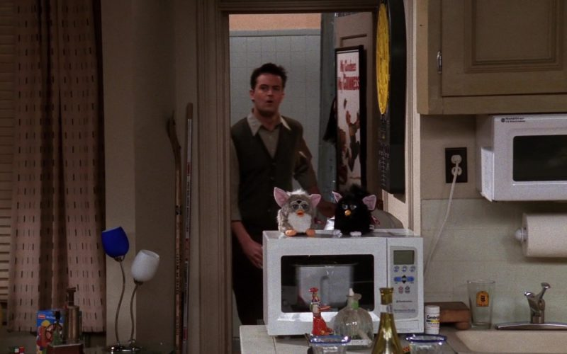 Centrum Vitamins in Friends Season 5 Episode 14