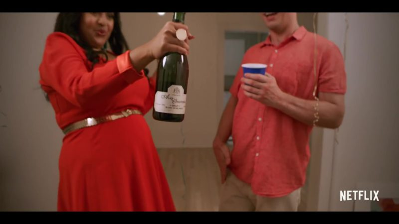 Champagne Alain Edouard in Special Season 1 (2019) - TV Show Product Placement