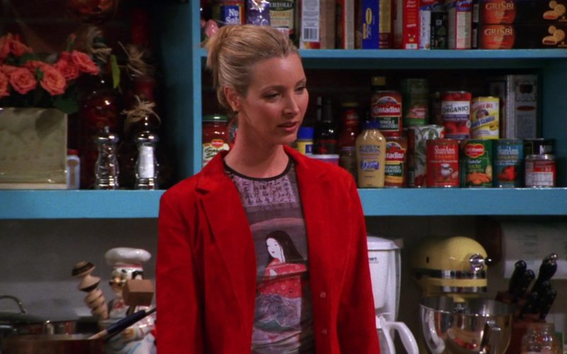 Contadina in Friends Season 7 Episode 4