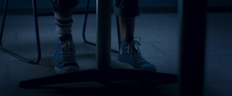 Converse Shoes Worn by Jonathan Majors in Out of Blue (2018) - Movie Product Placement