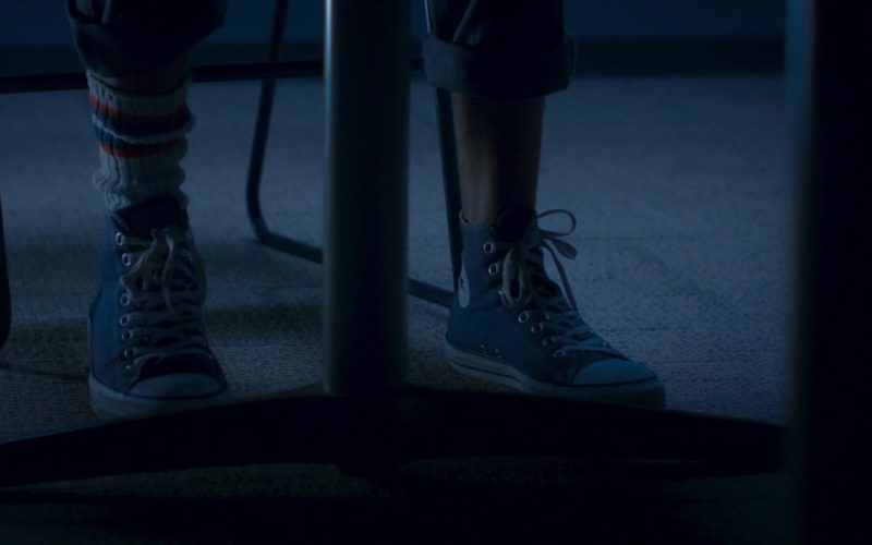 Converse Shoes Worn by Jonathan Majors in Out of Blue