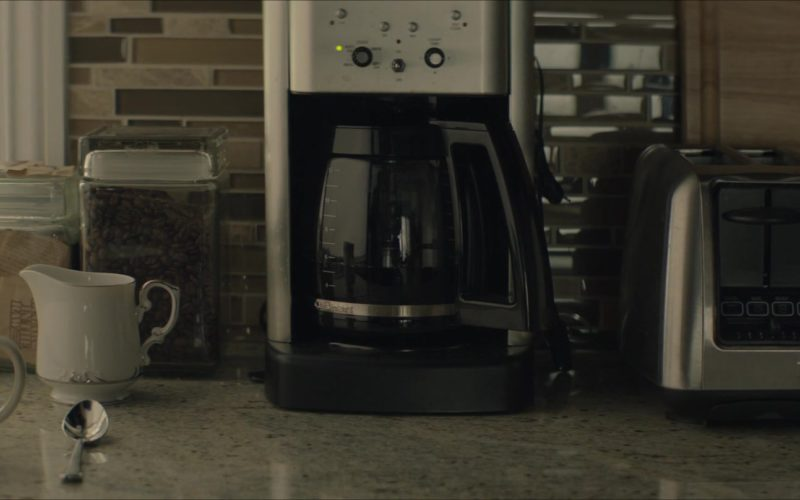 Cuisinart Coffee Maker & Farberware 4-Slice Toaster in The Neighbor