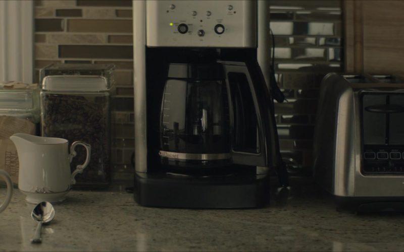Cuisinart Coffee Maker & Farberware 4-Slice Toaster in The Neighbor