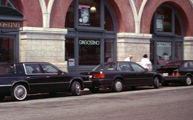 D'Agostino Supermarket in Friends Season 3 Episode 4 (1)