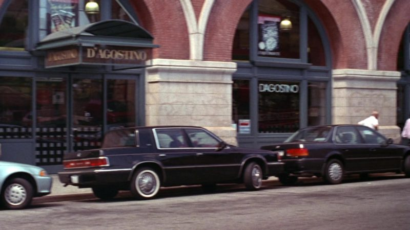 """D'Agostino Supermarket in Friends Season 3 Episode 4 """"The One With the Metaphorical Tunnel"""" (1996) - TV Show Product Placement"""