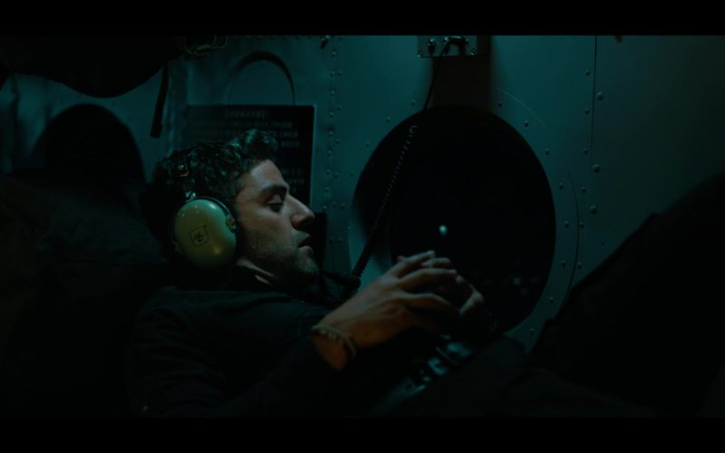 David Clark Headset Used by Oscar Isaac in Triple Frontier (1)
