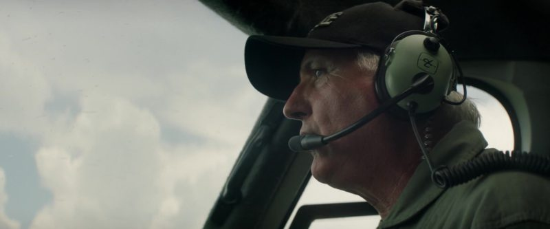 David Clark Headsets in The Mule (2018) Movie Product Placement