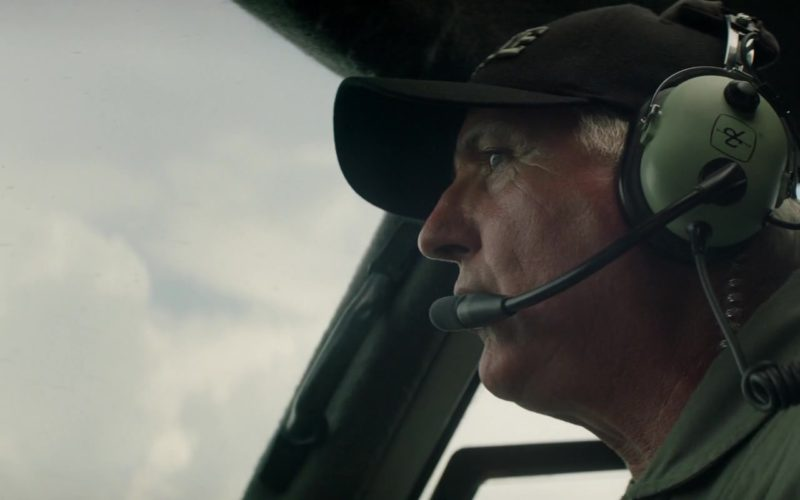 David Clark Headsets in The Mule